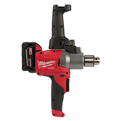 Milwaukee 2810-20  M18 FUEL Mud Mixer with 180 degree Handle (Tool Only)