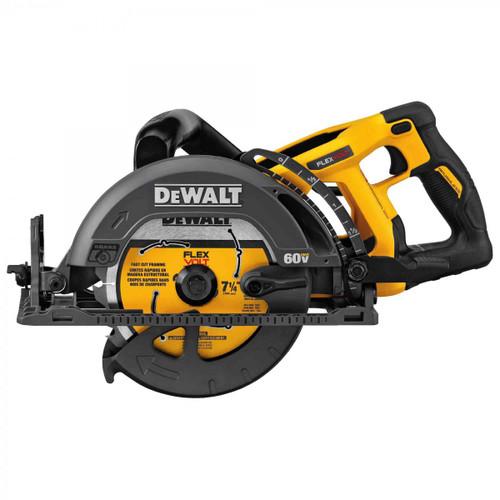 Dewalt DCS577B  Flexvolt 60V MAX 7-1/4 in Brushless Worm Drive Style Saw (Tool Only)
