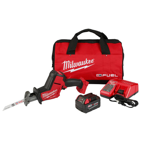 Milwaukee 2719-21 M18 FUEL Hackzall 5Ah Kit