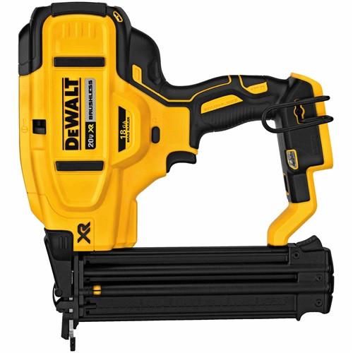 Dewalt DCN680B 20V Max XR 18 Ga Brushless Brad Nailer - Bare Tool
