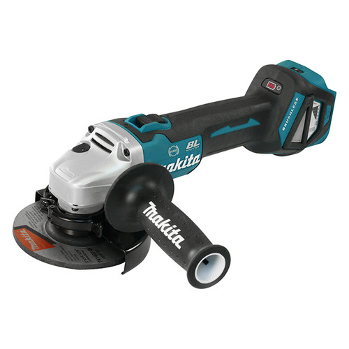 """Makita DGA513Z  5"""" Cordless Angle Grinder with Brushless Motor and Electric Brake, ADT"""