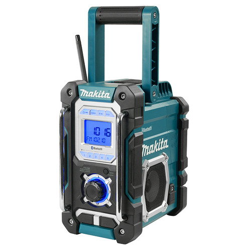 Makita DMR108C Cordless or Electric Jobsite Radio with Bluetooth