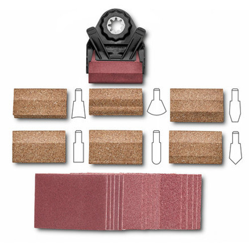 Fein FEIN-63810031010  MultiMaster Profile Sanding Set