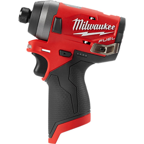 "Milwaukee 2553-20 M12 FUEL 1/4"" Hex Impact Driver (Tool Only)"