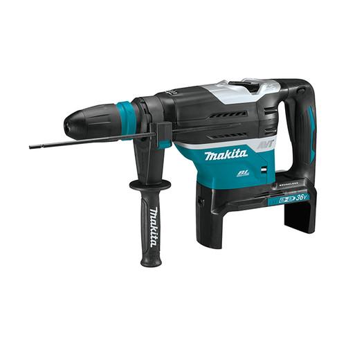 "Makita DHR400ZK  SDS Max 1-9/16"" Cordless Brushless Rotary Hammer Bare Tool"