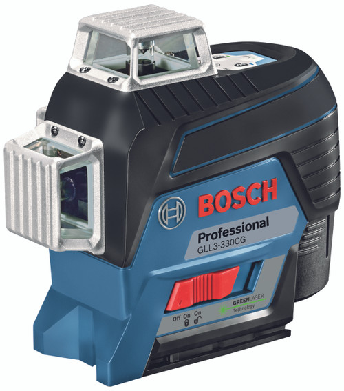 ... Bosch GLL3-330CG 360 Degree Connected Green-Beam Three-Plane Leveling  ... cdb69c509f60