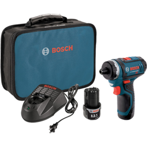 Bosch PS21-2A 12V MAX Two-Speed Pocket Driver Kit