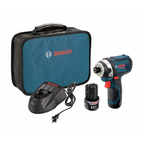 Bosch PS41-2A 12 V Max Impact Driver Kit