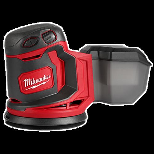 Milwaukee MIL-2648-20  M18 Random Orbit Sander (Tool Only)