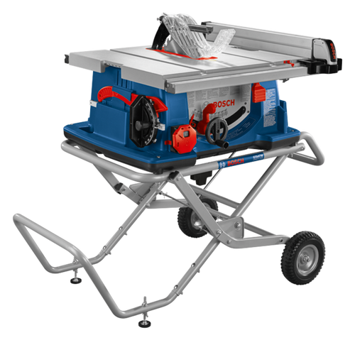 Bosch 4100XC-10  10 In. Worksite Table Saw with Gravity-Rise Wheeled Stand