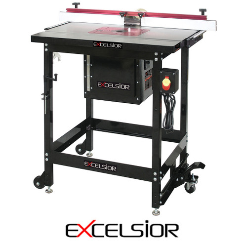 King Industrial KING-XL-200C  Deluxe Router Table Kit