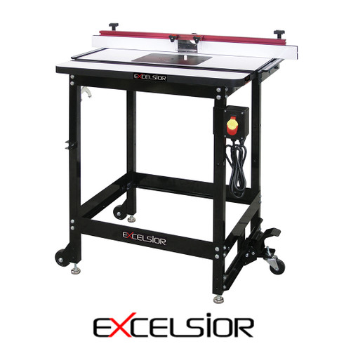 King Industrial KING-XL-200MEP  Router Table Kit XL-200MEP