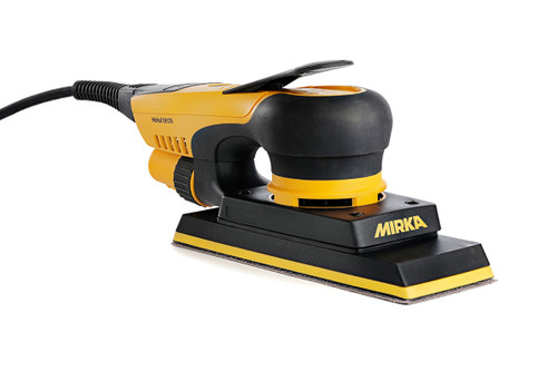"Mirka Abrasives MIR-MID3830201CA  Mirka Deos Sander 2.75"" x 7.75"" (3.0mm Stroke) with Bluetooth"