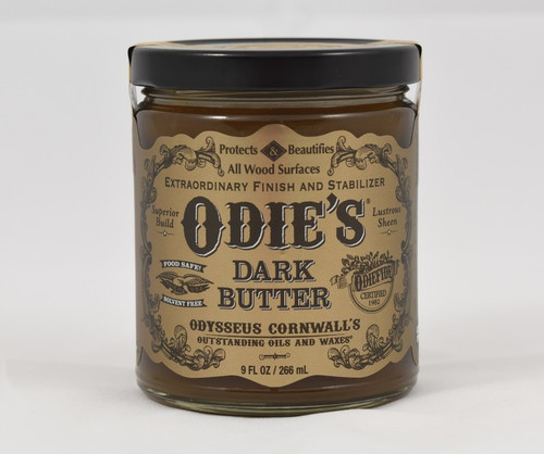 Odies Oil ODI-ODWB9OZ  9oz Odie's Dark Butter
