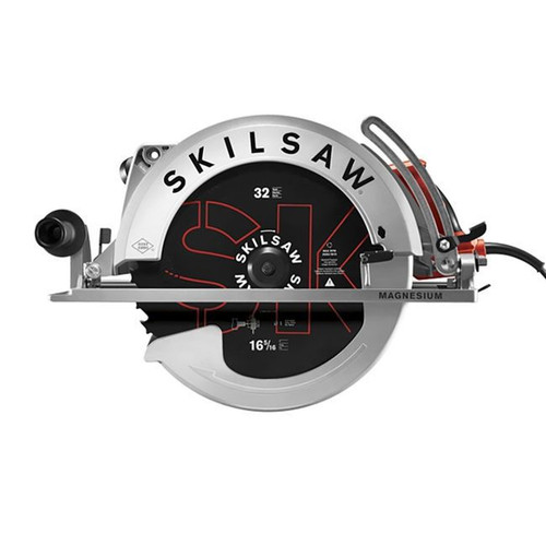 "Skilsaw SPT70V-11  16-5/16"" Magnesium Super Sawsquatch Worm Drive Saw"