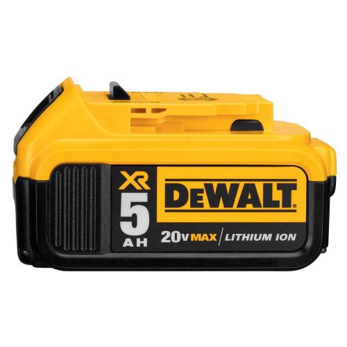 DeWALT DCB205  20V MAX Li-Ion Battery 5.0AH
