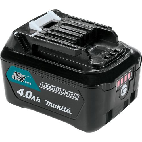 Makita BL1041B 12V max CXT Lithium‑Ion 4.0Ah Battery