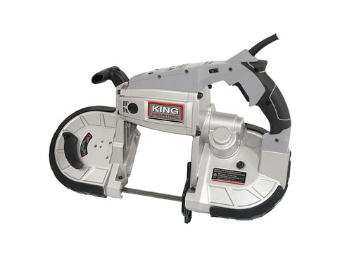 King Canada KC-8377  Portable Variable Speed Metal Cutting Bandsaw