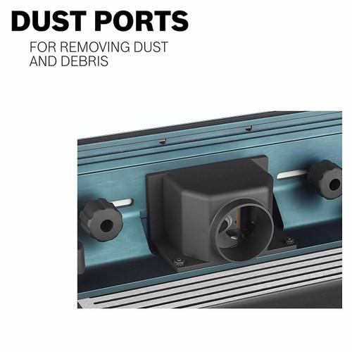 Wondrous Bosch Ra1181 Bench Top Router Table Interior Design Ideas Ghosoteloinfo