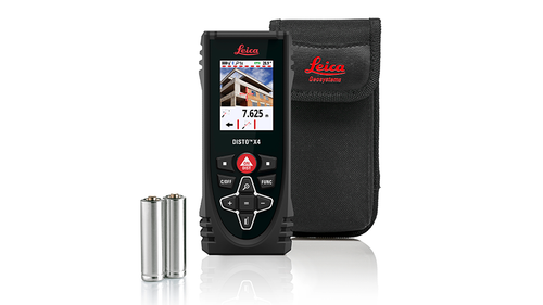 Leica Lasers and Disto LEI-855138 Outdoor Laser Distance Measure