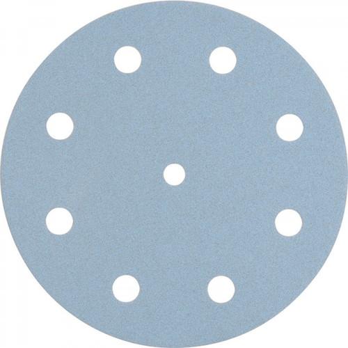 Festool FES-D125-GRANAT  Granat Abrasives for ETS 125 / RO 125 / ETS EC 125 Sanders, 100-500 Grit, 100-Pack