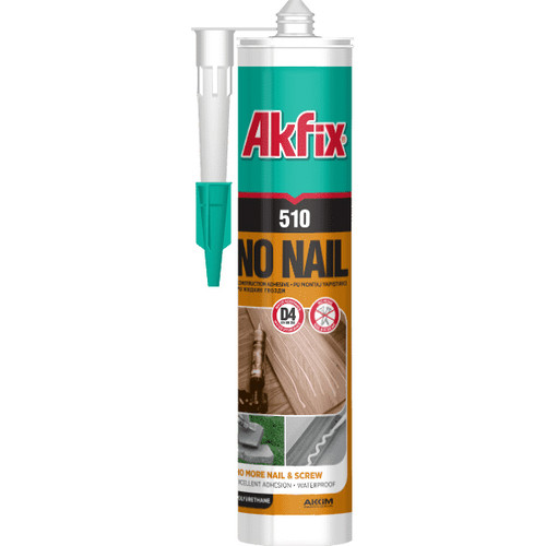 Akfix AK-510 510 No Nail Montage Adhesive
