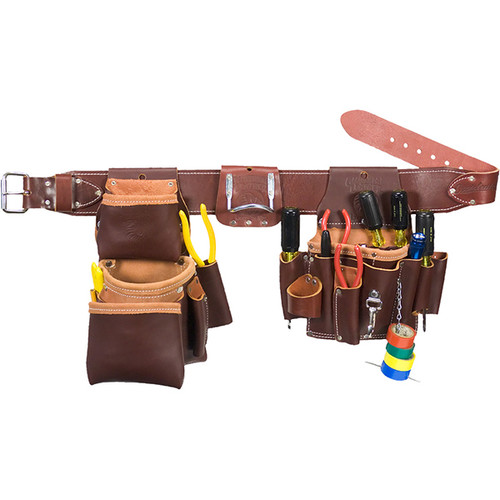 Occidental 5036 - Leather Pro Electrician Set
