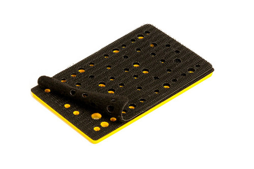 Mirka Abrasives MIR-8292353011 Backing Pad 81X133 46H
