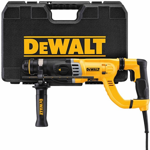 DeWALT D25263K 1-1/8 D-Handle Hammer Drill