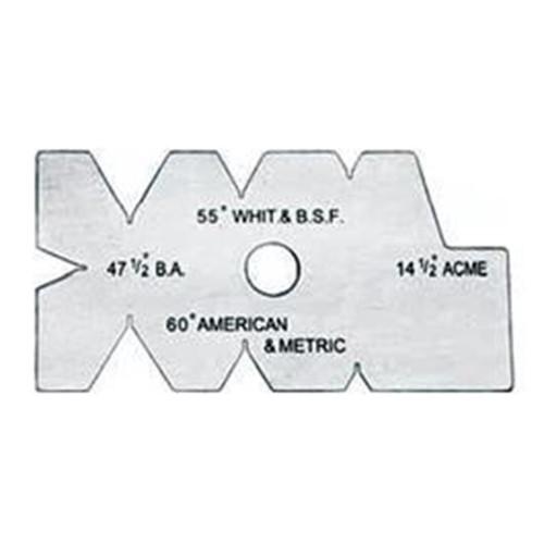 Kar Industrial 820-255 #653 Screw Cutting Gauge