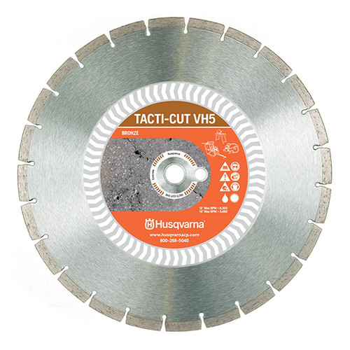 Husqvarna HUSQ-542774463 14 Vh-5 General Purpose Concrete Blade