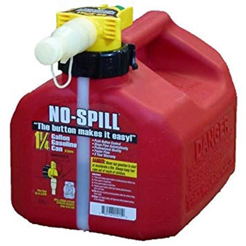 STIHL STL-70028810200 5L (1-1/4 Gallon) No Spill Gas Can