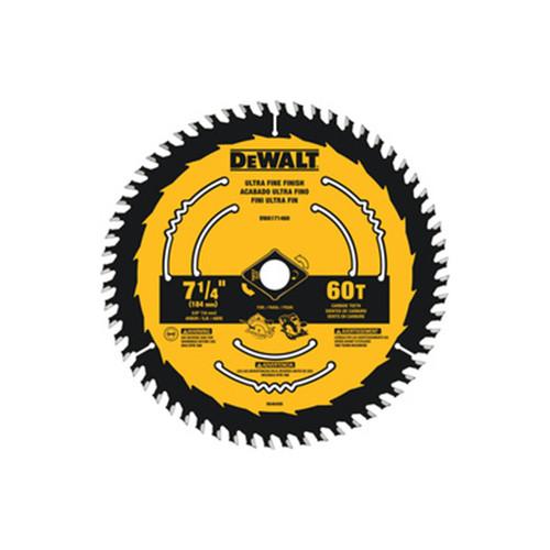 """DeWALT DWA171460 7-1/4"""" Circular Saw Blades"""