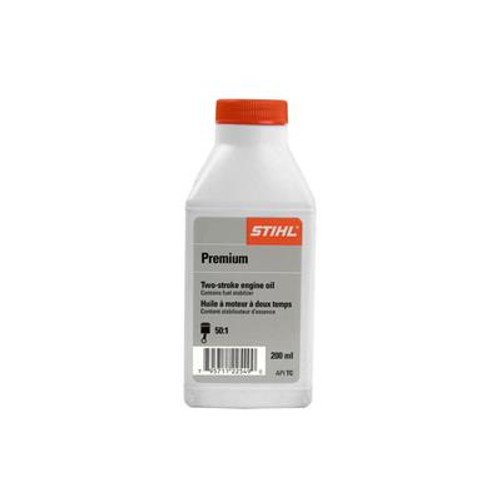 STIHL STL-200ML16 Premium 2 Cycle Engine Oil 200mL