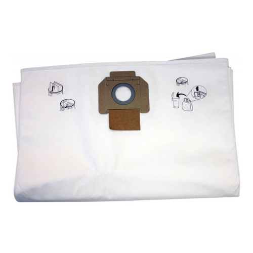 Makita P-78293 Dust Extracting Fleece Nano Filter Bag (5-Pack)