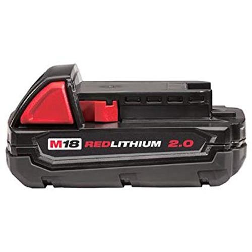 Milwaukee 48-11-1820 M18 REDLITHIUM CP2.0 Battery Pack - 2.0 amp