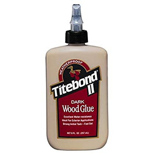 Titebond TTB-3703 8oz Titebond II Dark Wood Glue