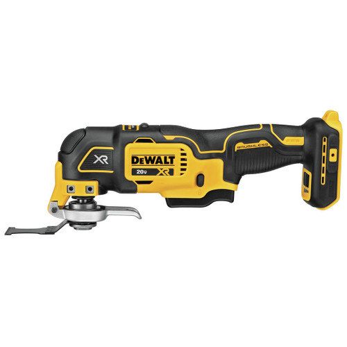 DeWALT DCS356B 20V MAX XR Cordless Oscillating Multi-Tool (Tool Only)