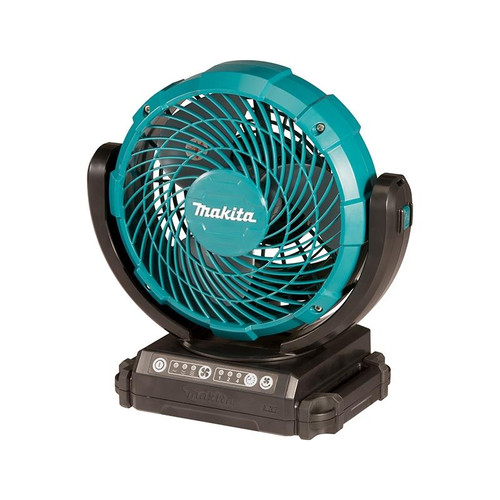 Makita DCF102Z 18V LXT Cordless Jobsite Swing Fan (Bare Tool)