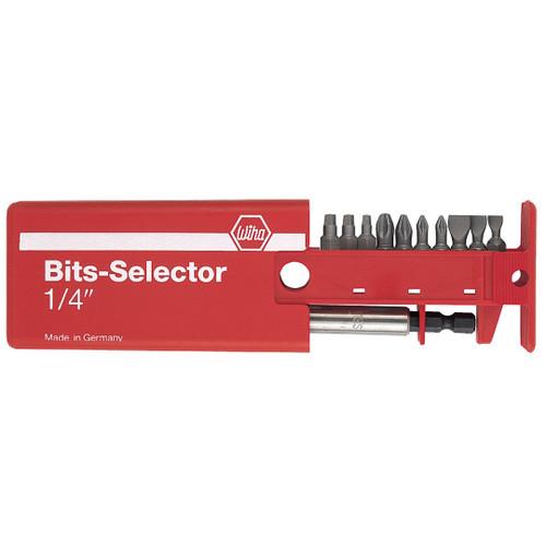 Wiha WIHA-79248 Slotted/Philips/Square Bit Selector