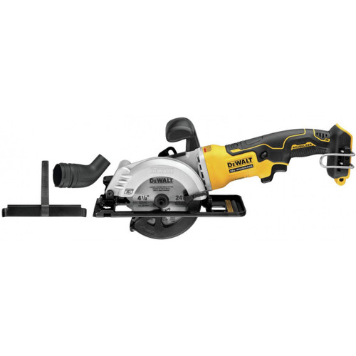 "DeWALT DCS571B ATOMIC 20V MAX 4-1/2"" Circular Saw, Tool Only"