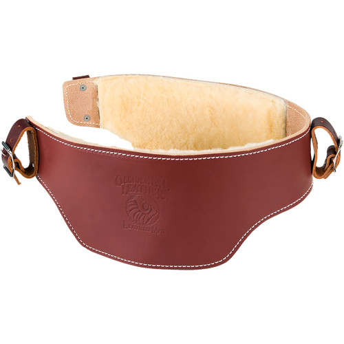 Occidental Leather OCC-5005 Belt Liner with Sheepskin