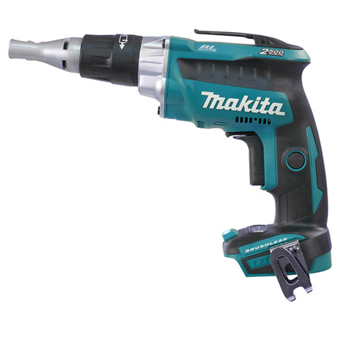 "Makita DFS250Z 1/4"" Cordless Screwdriver with Brushless Motor"