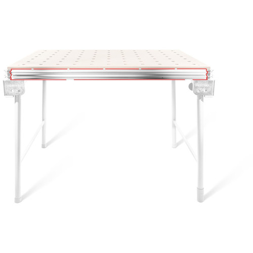 Festool FES-472863 MFT/3 Long Side Aluminum Profile