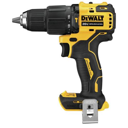 DeWALT DCD709B 20V MAX Compact Brushless Hammer Drill Bare Tool
