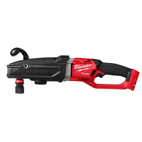 Milwaukee 2811-20 M18 FUEL SUPER HAWG Right Angle Drill w/ QUIK-LOK