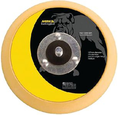 Mirka Abrasives MIR-105 5In PSA Backup Pad