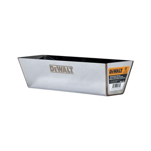 DeWALT DEW-2-33x Stainless Steel Mud Pans