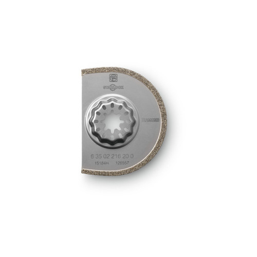 Fein FEIN-63502216210 75mm Starlock Diamond Segment Saw Blade