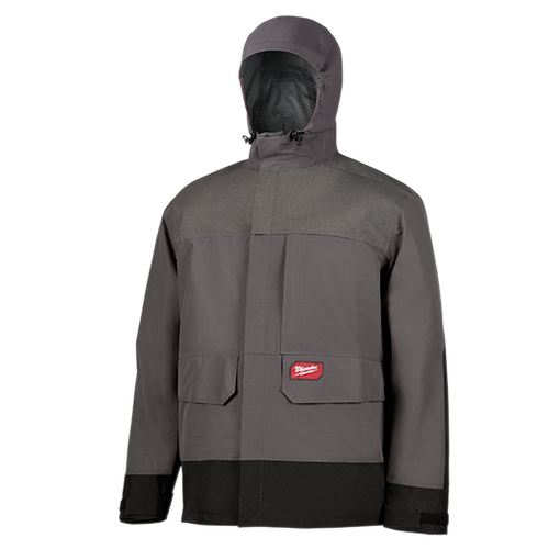Milwaukee 310G HYDROBREAK 2.5 Layer Gray Rainshell